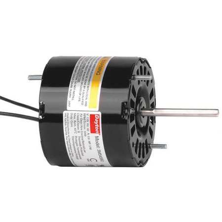 HVAC Motor, 1/40 HP, 3000 rpm, 115V, 3.3