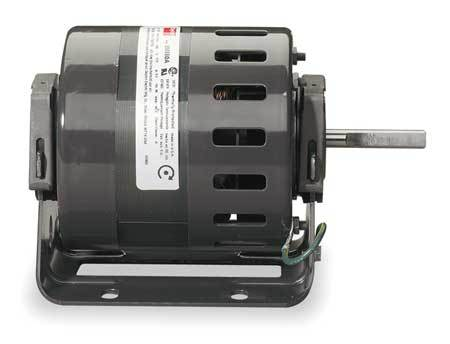 HVAC Motor, 1/10 HP, 1550 rpm, 115V