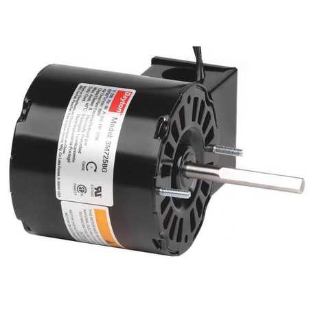 HVAC Motor, 1/30 HP, 3000 rpm, 230V, 3.3