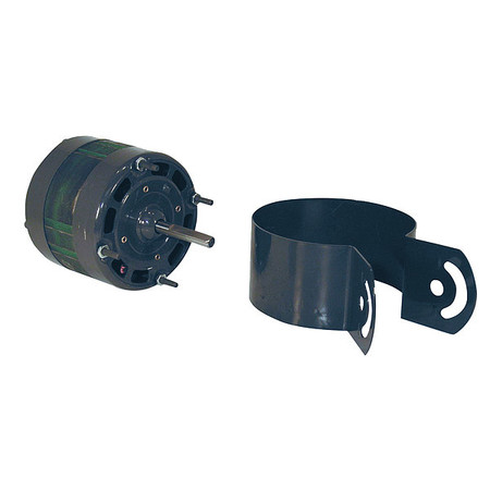 Fan Motor, 1/15 HP, 1550, 115 V, OpAO, 2 Spd
