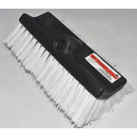 """Floor Scrub Brush, 10""""L, Medium"""