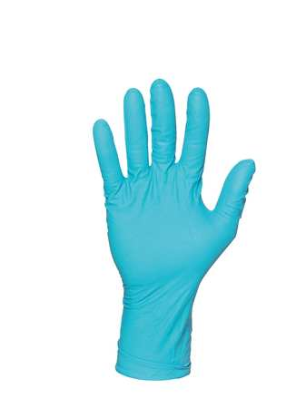 Nitrile Medical Exam-Grade Disposable Gloves