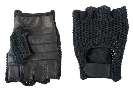 Half-Finger Anti-Vibration Gloves