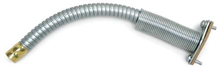 Nozzle Assembly, GS, Silver, 5/8""