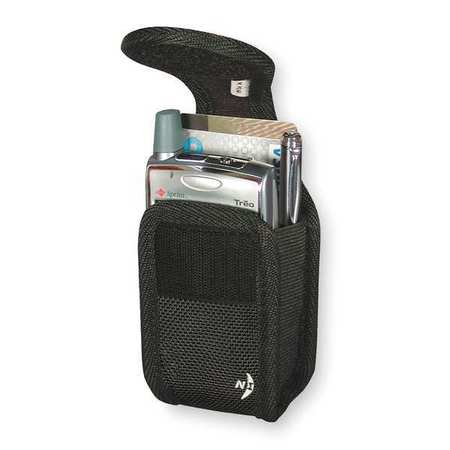 Mobile Case, Black, F/Mid-Sized Cell Phone