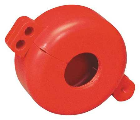 Cylinder Tank Lockout, Fits Sz 1-1/4 Dia.