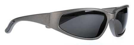Smith & Wesson Smoke Polarized Safety Eyewear,  Scratch-Resistant