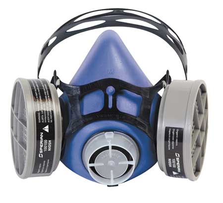 Survivair Valuair(TM) Mask,  S-Series, S