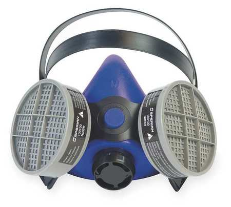 Survivair(TM)2000, S-Series Half Mask, M