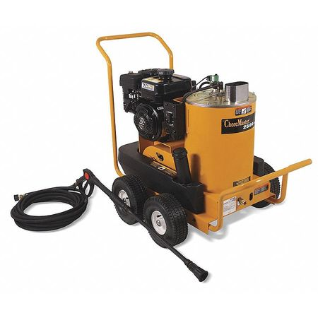 2500 psi 2.4 gpm Hot Water Gas Pressure Washer
