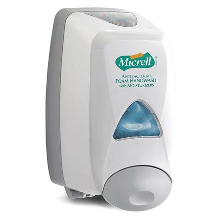 Soap Dispenser, 1250mL, Gray
