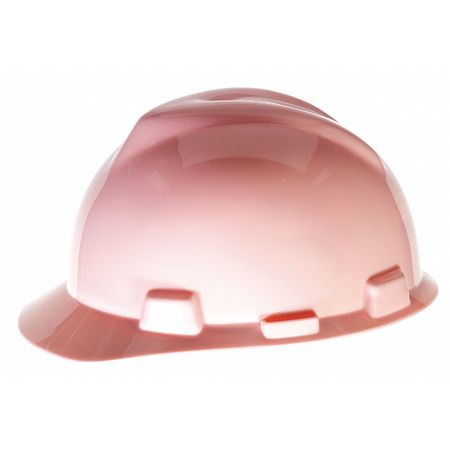 Hard Hat, Front Brim, Fastrac, Pink