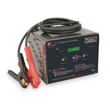 Battery Charger, 120VAC, 80A