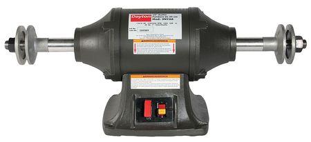 Industrial Buffer, 10 In, 1725/3450 RPM