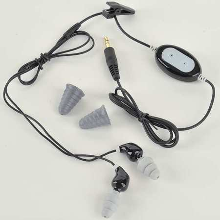 Headphones, 26dB, Corded, Univ, PR