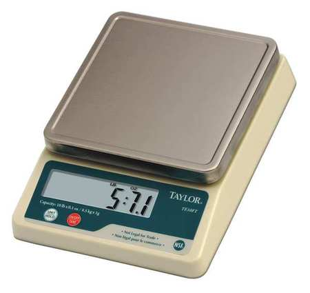 Packaging/Portioning Scale, 5kg/10lb, LCD