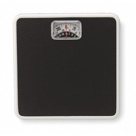 Mechanical Bath Scale,  136kg/300 lb. Cap.,  1kg/2 lb. Graduations