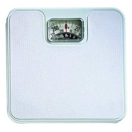 Mechanical Bath Scale,  136kg/300 lb. Cap.,  1kg/2 lb. Graduations