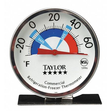 Analog Mechanical Food Service Thermometer with -30 to 70 (F)