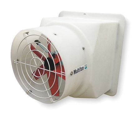 Agricultural Exh Fan, 20 In, 240V, 3830 CFM