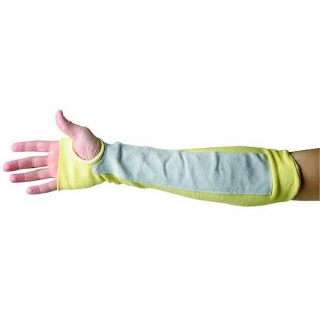 Cut Resistant Sleeve, 18 In., Thumbhole