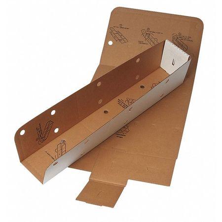 Splint, Leg, Tan, Cardboard