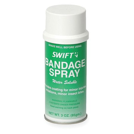 Aerosol Spray Bandage, 3 Oz