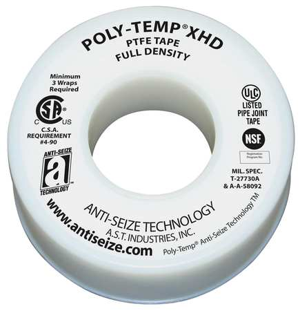 PTFE Pipe Sealing Tape