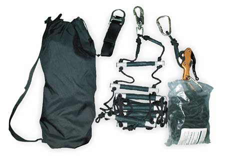 Bcket Truck Evacuation Kit, 75 ft, 330 lb.