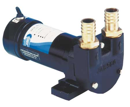 Pump, Vane,  Cast Iron,  Inlet/Outlet 1 HB