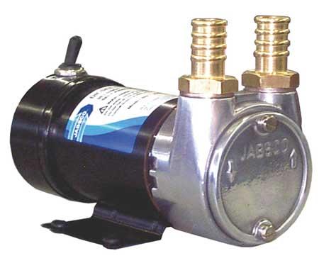 Pump, Vane,  Aluminum,  Inlet/Outlet 3/4 HB