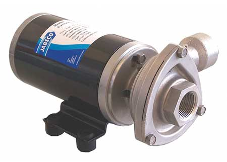Stainless Steel 5/32 HP Centrifugal Pump 12V