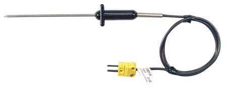 Penetration Temp Probe, -40 to 400 Deg F