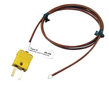 Air Temp Probe, -328 to 400 Deg F