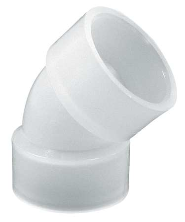 "3/4"" Slip 45 Degree Elbow Sch 80"