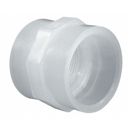 "1-1/2"" Slip Female Adapter Sch 80"