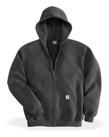Hooded Swtshrt, Blk, 50Cotton/50PET, L