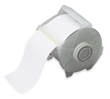 Tape, White, 100 ft. L, 3 In. W
