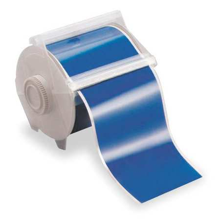 Tape, Blue, 100 ft. L, 1-1/8 In. W