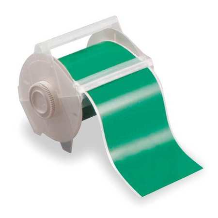 Tape, Green, 100 ft. L, 1-1/8 In. W