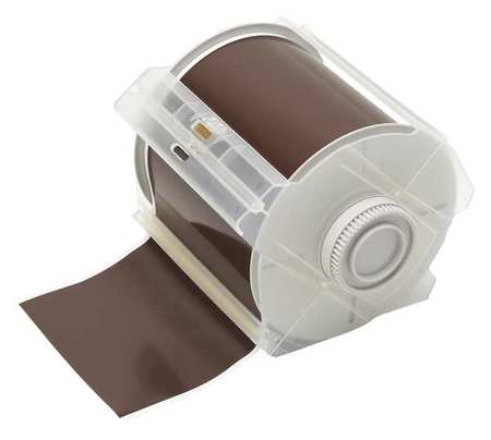 Tape, Brown, 100 ft. L, 4 In. W