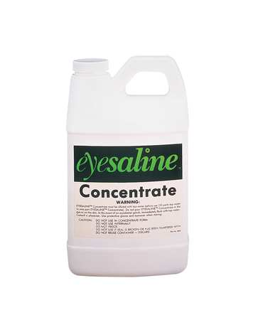Eye Wash Saline Concentrate, 70 oz.