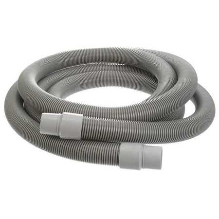 Vacuum Hose, 2 In x 20 ft,  Vinyl