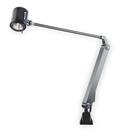 Task Light, Articulating Arm, 20W, 12VAC