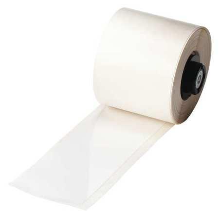 "1-9/10"" x 50 ft. White Adhesive Label Tape Cartridge,  Polyester  B483"