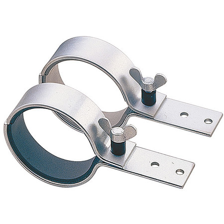 Tubular Light Mounting Bracket, Straight