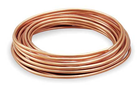 "1/2"" OD x 60 ft. Coil Copper Tubing Type L"