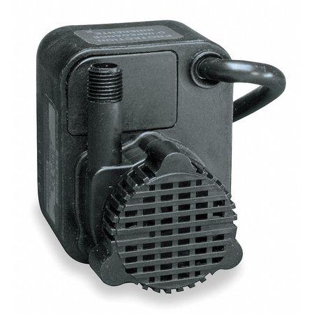 Pump, 3-1/2 In. L, 2-3/4 In. W, 3-5/8 In. H
