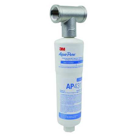 Filter System, 3/4 In NPT, 10 gpm