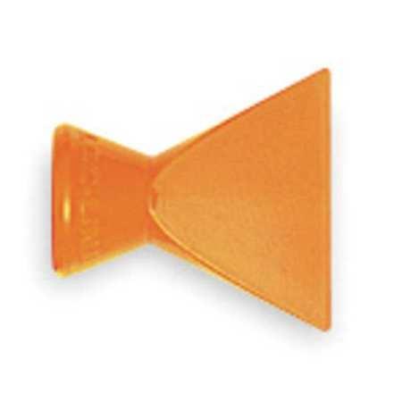 Nozzle, Flare, 1 In, Pk2